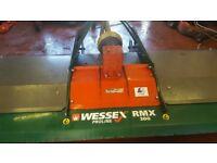wessex RMX 300 Roller Mower 10ft/3mtr 2014 model