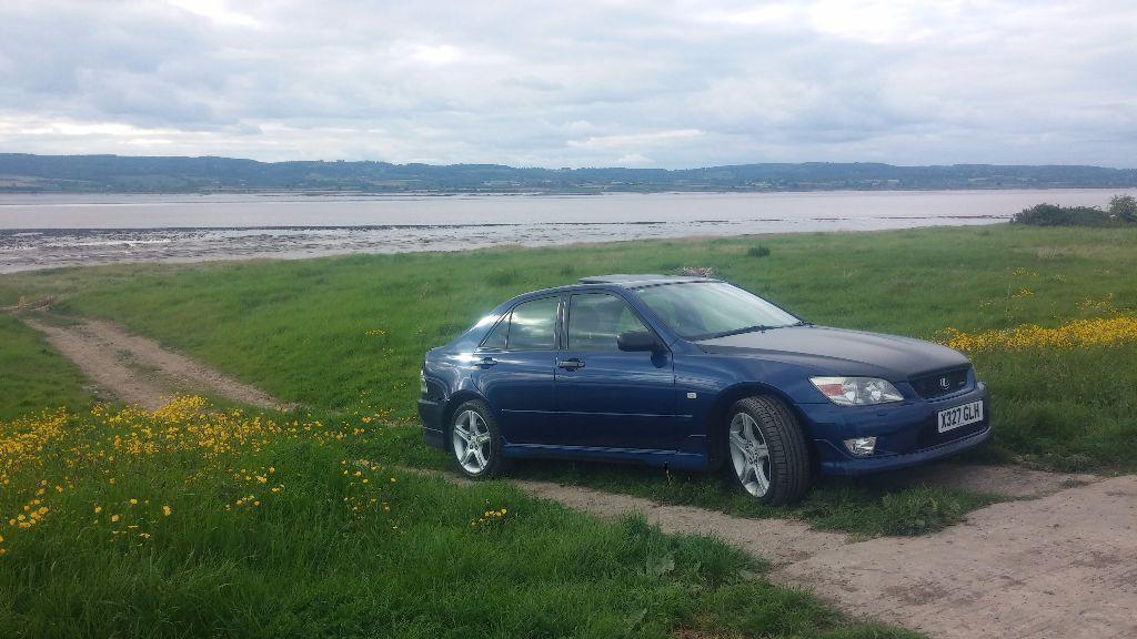 Lexus Is200 2001 New Clutch Cambelt Tyres Oil Swap