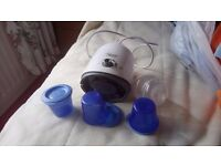Tommee Tippee Food/Bottle Warmer - Unboxed - In Good Condition