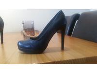 Brand new Black New Look heels - Size 5