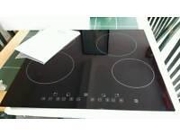 Baumatic Homeking Iberna HHC605 Ceramic Hob 60cm with Touch Controls
