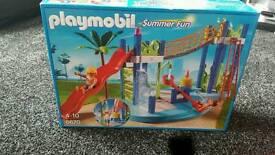 Playmobil- summer fun. 6670