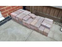 Free bricks for anyone who wants to collect them