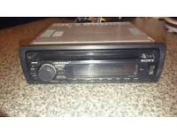 Sony cd player with USB port