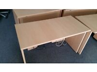 28x Office desk 5 different sizes perfect condition - Warrington