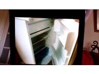 under counter fridge white