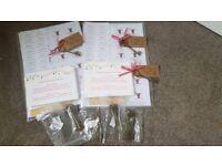 Christmas! Santa magic key / reindeer food DIY left over from 2016