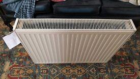 Radiators double panel, double fin 600 x 800mm