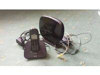 BT Cordless phone and Belkin Wireless Router