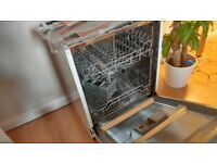 Ex - display dishwasher, FULLY FUNCTIONAL | ESSENTIALS CID60W16 Full-size Integrated Dishwasher