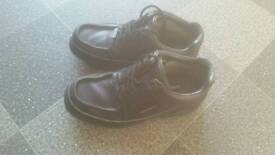 Rockport leather shoes size 10