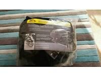 Motorcycle tank bag - rucksack