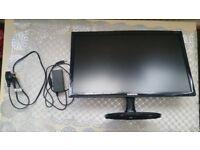 """samsung 21.5"""" monitor HDMI"""