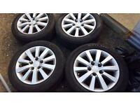 "Honda Civic ""16 Alloy Wheels"