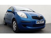 2006 │ Toyota Yaris │ 1.3 Petrol│Automatic │ Full Main Dealer Service His │ 1 Year MOT