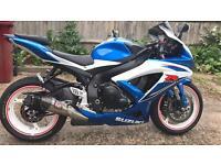 Gsxr 600cc