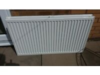 Central Heating Radiator 1000mm x 600mm