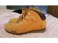 Men's original timberlands UK 10