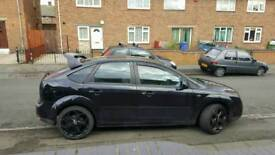 Ford focus on 07 plate up for swaps