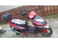 Scooter Lexmoto Gladiator 125