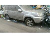 Nissan X Trial 2.5 Petrol for parts onley