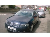 audi a3 2005/8 breaking all parts 1.6 2.0 petrol and diesel