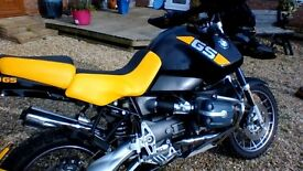 STUNNING BUMBLE BEE BMW 1150 GS ADVENTURE