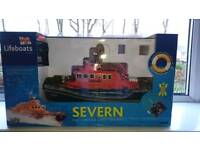 Radio Controlled Severn lifeboat