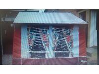 Dorema Caravan porch awning