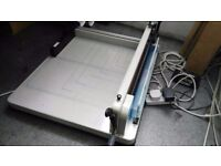 Heat Press, Plotter cutter and Manual A3 Cutter