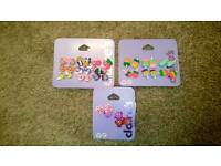 Joblot of brand new girls earrings