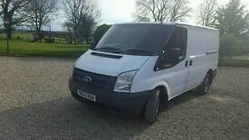 2012 TRANSIT VAN SWB EURO 5 6 SPEED VERY CLEAN 68,000 MILES NO VAT !