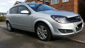 Vauxhall Astra Sxi 1.6, Silver, 56 Reg, 5 Door, Full Service History and MOT