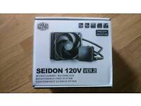 Cooler Master Seidon 120V ver.2 without a fan