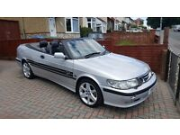 Saab 93 Turbo SE 2.0L 2001 Convertible for sale