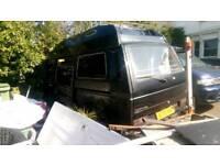 VWT25 1988 1.8 petrol camper