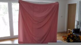A pair of good quality John Lewis individually made curtains
