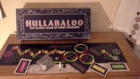 Hullabaloo Board Game.