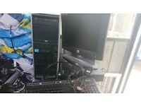 Hewlett Packard Desktop PC