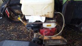 Honda gx340 11hp errut road saw