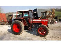Same 4wd 95 hp panther tractor very good runner sold as spares or repair