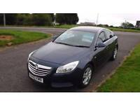 VAUXHALL INSIGNIA 2.0 EXCLUSIV CDTI,2010,Only 49,000mls,Full Vauxhall Service History,Park Sensors
