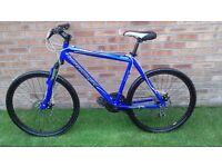Mans /teens barracuda jacana mountain bike