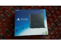 Ps4 BRAND NEW SEALED 500gb console playstation 4