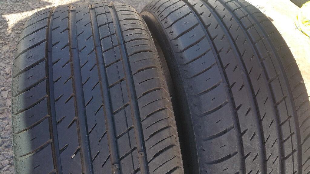 235 50 17 2 x tyres BOTO Vantage H-8