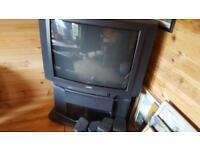 Toshiba 32 inch CRT TV