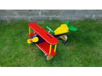 Wooden Kids Aeroplane
