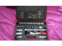 FAITHFUL 25 PIECE SOCKET SET 3/8""
