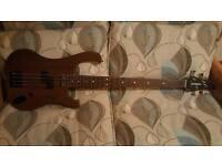 Custom Yamaha Bass. Unique. Trade Vintage V130 LP Junior