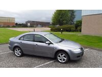 MAZDA 6 TS Model 1.8L 2005 Plate, Grey, Great reliable car for little money with all the spec!